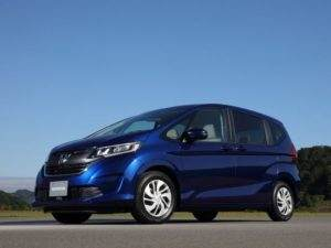 Honda Freed 3