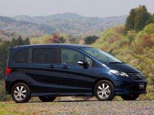 Honda Freed 5