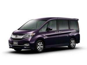 Honda Stepwagon 4