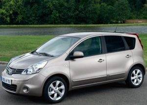 Nissan Note 5