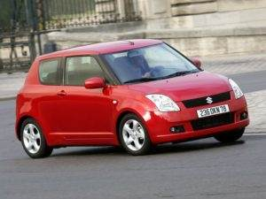 Suzuki Swift 5