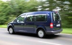 Volkswagen Caddy 2